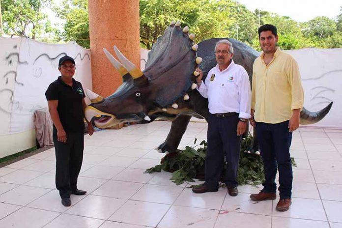 Fernando Vázquez, Humberto Ríos, Oscar Ballinas.