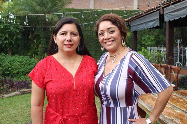 Gabriela Arredondo, Margarita Matías.