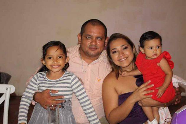 Familia López Díaz.