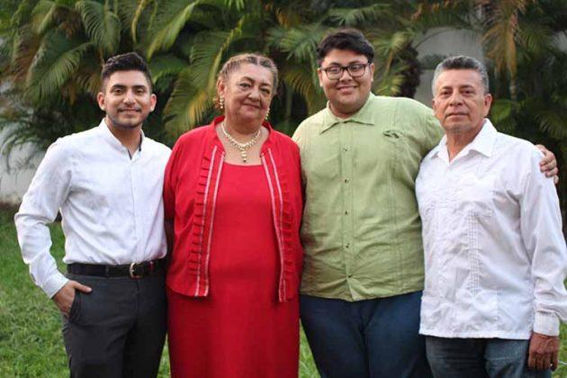 Familia Ovando Santos.