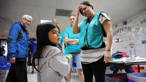 Ordena EU Exámen Médico a Niños Migrantes Detenidos
