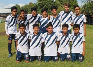 Central Deportiva Golea 5-0 a Real Tapachula
