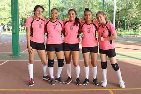Destacan Beneficios de Practicar Voleibol