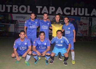 Balontroncos Golea 9-5 a Deportivo Moreno