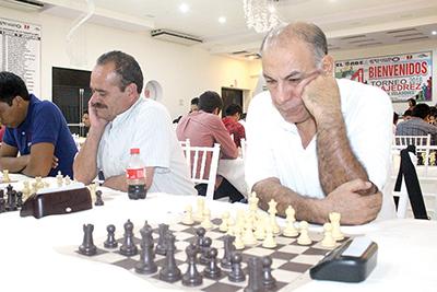 Humberto Blanco, una de las sorpresas en el Torneo.