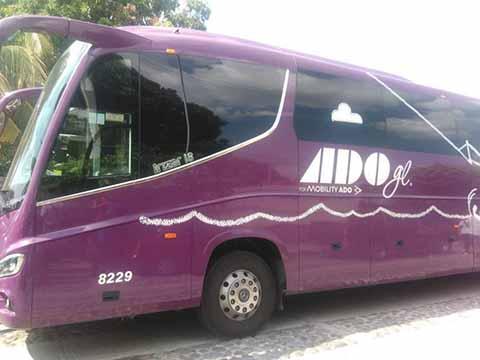 Normalistas Retuvieron Dos Autobuses de Pasaje a la Altura de Viva México
