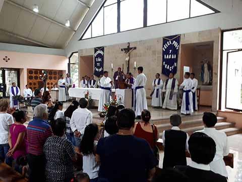 Obispo de Tapachula Envía Salutación al Gobernador Rutilio Escandón