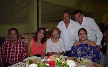 Hernán Gamboa, Martha Díaz, Carlos Murillo, Ruth Moreno, Carlos Murillo, Yesenia Flores.