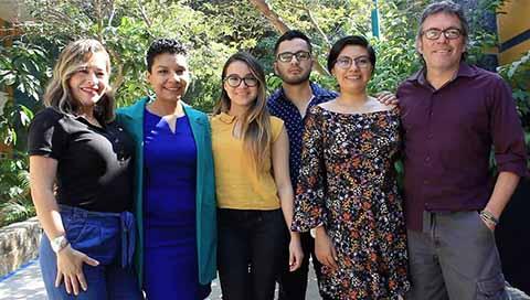 Destaca a Nivel Nacional Trabajo de Investigación por Alumnos y Egresados de Posgrados de la UNACH