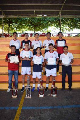 Selección Futbol Soccer.