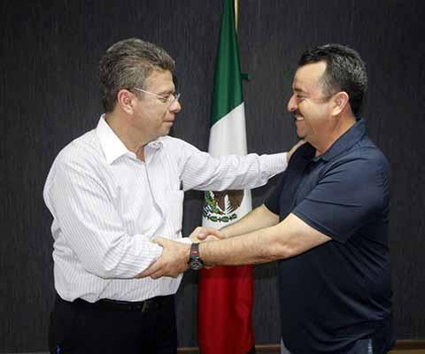 Fernel Gálvez Rodríguez, Subsecretario de Pesca y Acuacultura