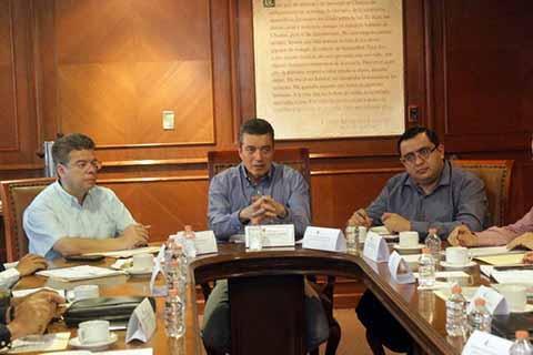 Gobierno de Chiapas se Suma a la Estrategia Nacional de Seguridad