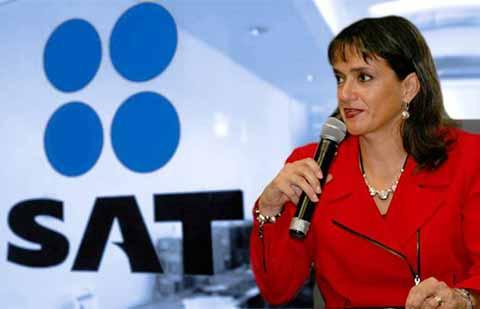 Anuncian a Margarita Ríos Como Nueva Directora del SAT