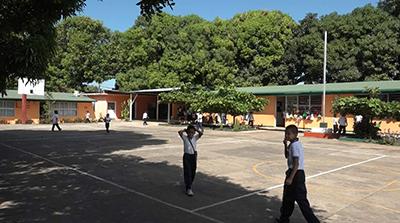 Solicitan Techado de Plaza Cívica en Escuela Primaria de El Porvenir