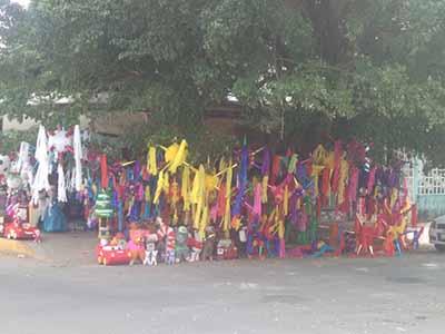 Se Incrementa Demanda de Piñatas