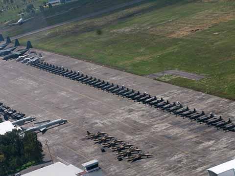 Ejército Construirá las Pistas del Aeropuerto en Santa Lucía