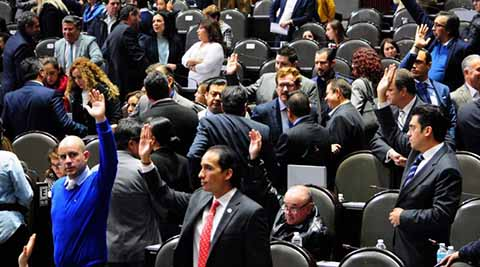 Diputados Aprueban Ley de Ingresos; la Turnan a la Cámara de Senadores