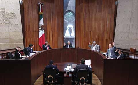 Se Amparan 3 Mil Miembros del PJF Contra la Ley de Remuneraciones