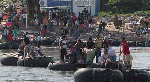 En México se Contrabandean a más de 800 Mil Personas al Año