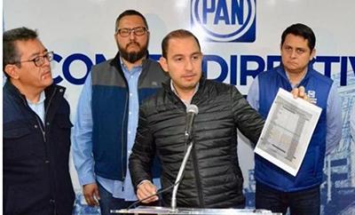 Pago de Gasolinazo, Regalo de Año Nuevo Para los Mexicanos: PAN