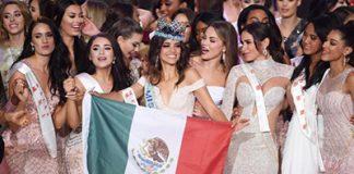 Modelo Mexicana Vanessa Ponce de León Gana el Concurso Miss Mundo 2018