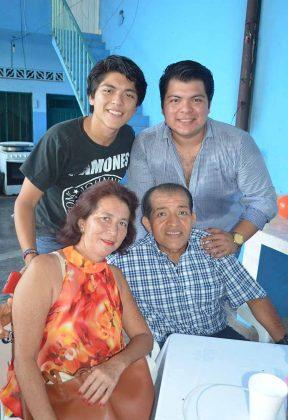 Familia Padilla López.