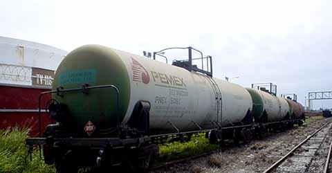 Ofrecen Transportar Gasolina por Tren