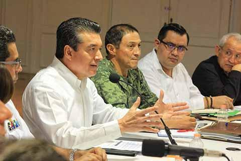No hay Pretexto, Presidentes Municipales Deben Realizar Mesa de Seguridad: REC
