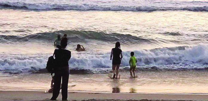 Turista Muere Ahogado en Barrita de Pajón
