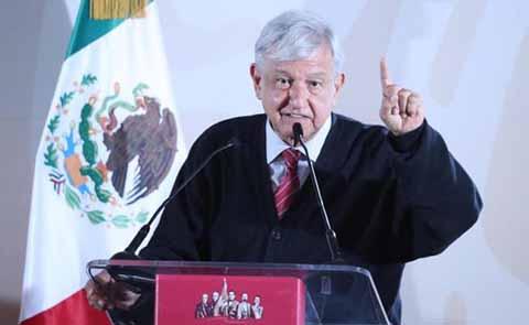 """""""Me Colmaron el Plato con el Huachicoleo"""", Afirma AMLO"""