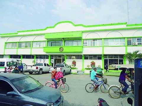 Cortan Suministro Eléctrico al Ayuntamiento de Suchiate