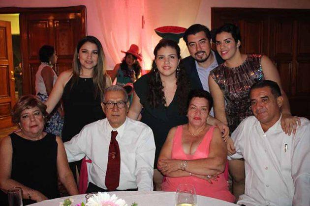Familia Tirado Chacón, Familia Ávila Solís.