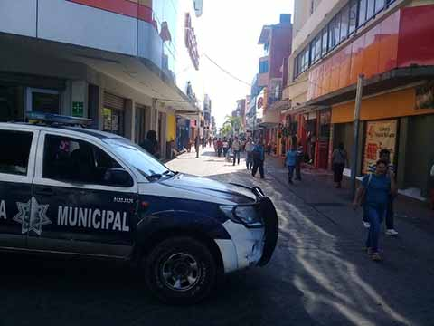 Se Agudiza Enfrentamientos Entre Ambulantes y Policías