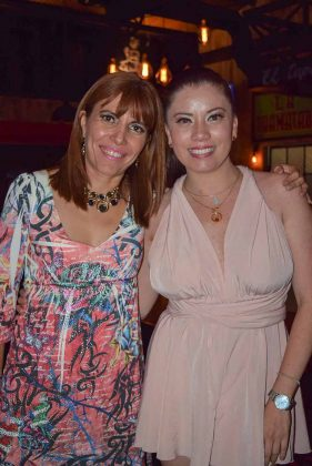 Marycarmen González, Rosario Olivo.