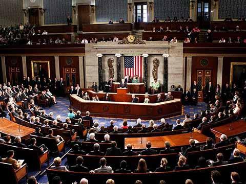 Congreso de EEUU Aprueba Ley Para Reabrir Gobierno