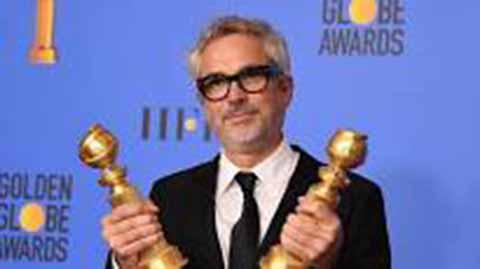 Alfonso Cuarón se Alza Como el Mejor Director en los Globos de Oro