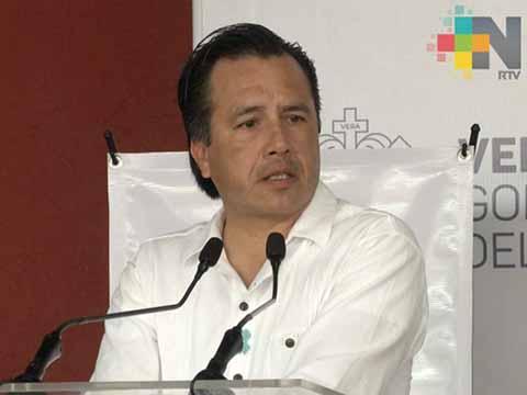 Gobernador de Veracruz Rechaza Presentar su