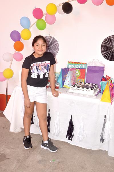 Ángela Xiomara Domínguez García.