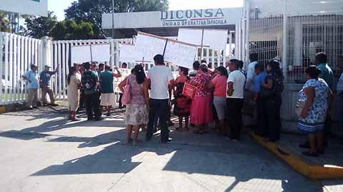 También denuncian altos costos de los artículos de la canasta básica, destinados para las familias de zonas marginadas.