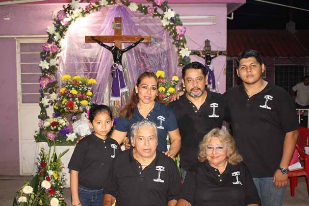 Familia Trujillo Reyes.