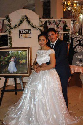 Lizbeth González & Roymar López.