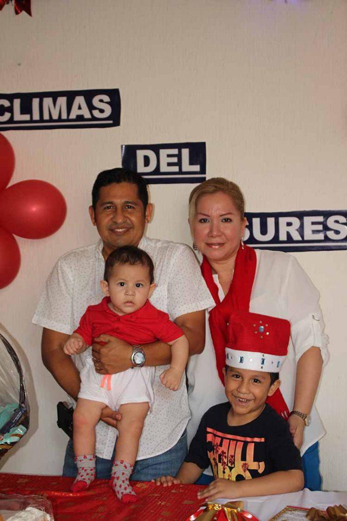 Familia Farrera Cal y Mayor.