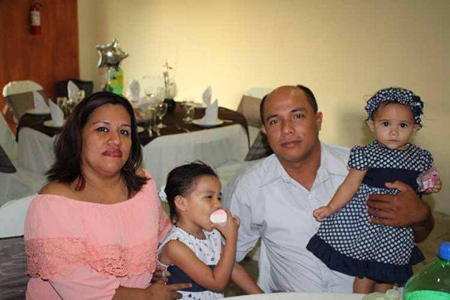 Familia De la Cruz Gutiérrez.