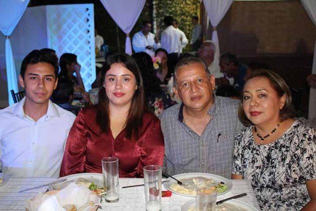 Familia Romero Velázquez.