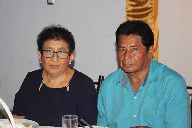 Guadalupe Romero, Manuel Vázquez.
