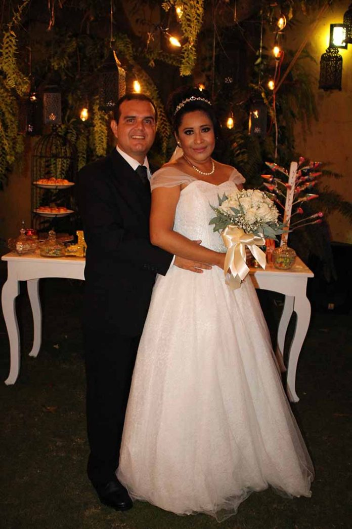 José Ruiz & Karina Vázquez.