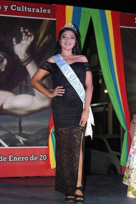 Cristina Ponce, Reina 2018