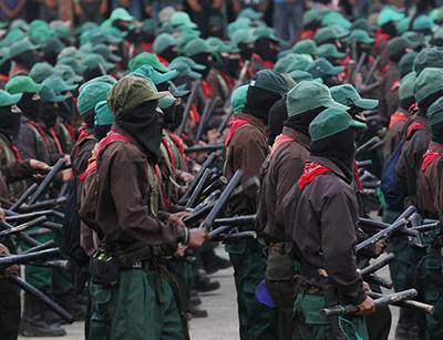 En el 25 Aniversario, EZLN Critica al Gobierno de AMLO