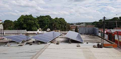 Energía Solar, una Alternativa Para Disminuir Costos con la CFE
