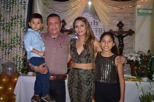 Familia Ruiz Montoya.